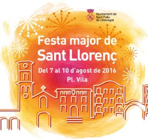 Festa Major Sant Llorenç 2016